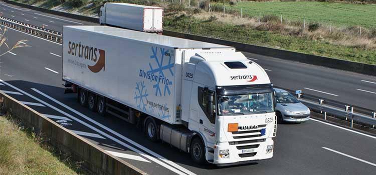 cd71f0bcfac4 Transporte frigorífico para alimentos perecederos | Sertrans