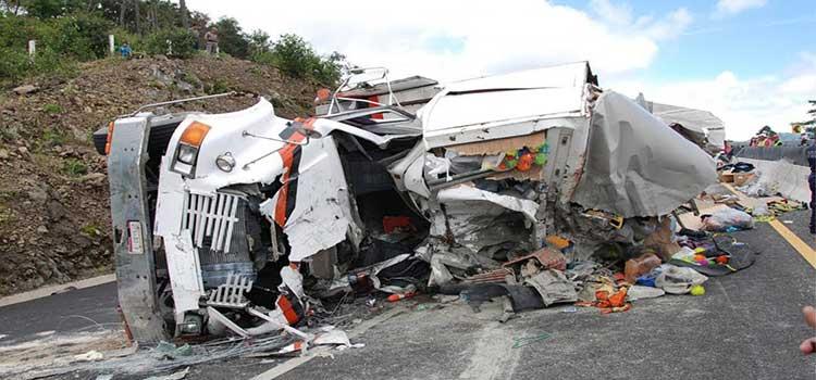 causas de los accidentes en el transporte de mercancías | sertrans