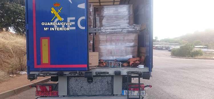prevenir el robo de camiones