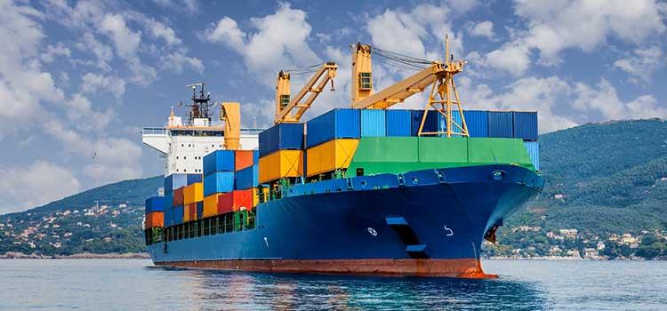 La reducción de azufre en los puertos marítimos europeos