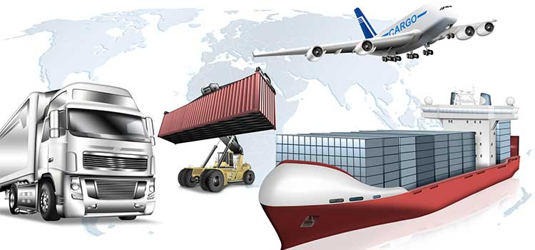seleccionar el mejor medio de transporte de mercancías