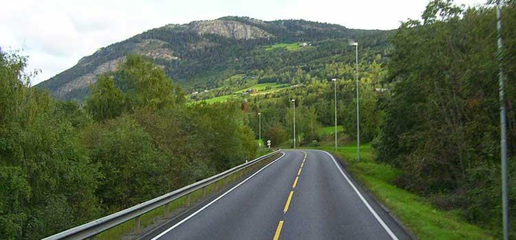 El transporte por carretera es cada vez más sostenible y eficiente