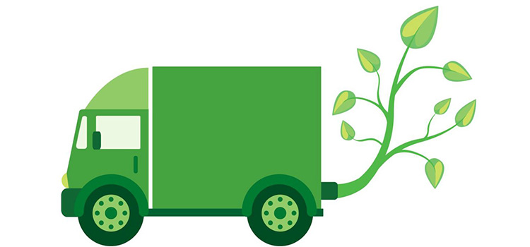 El transporte de mercancías se acerca a uno de sus grandes retos: cuidar del medio ambiente