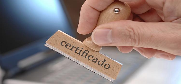 certificado de origen españa modelo