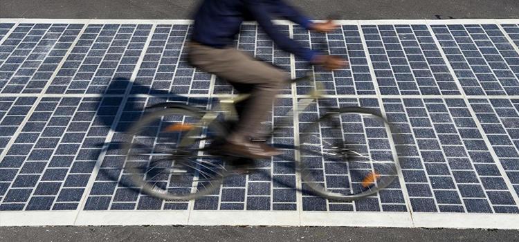 carreteras con tecnología fotovoltaica