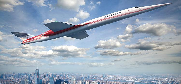 vuelos supersónicos