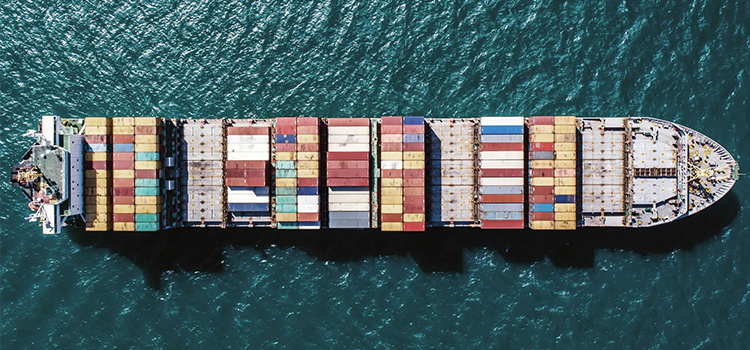 Qué tipos de buques existen en el transporte marítimo? | Sertrans