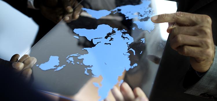 Exportar territorio isleño