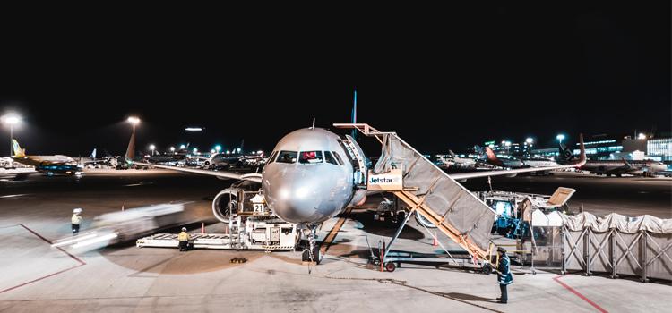Nuevas tecnologías transporte aéreo