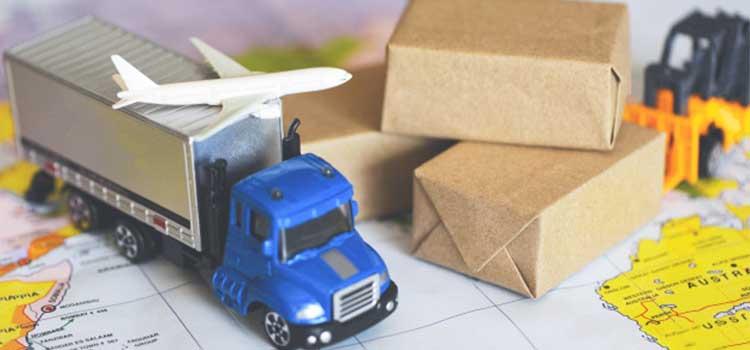 embalaje en el transporte internacional