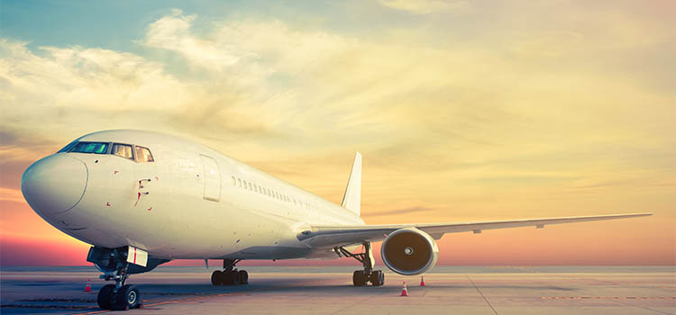 transporte aereo covid